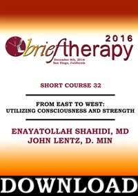 Image ofBT16 Short Course 32 - From East to West: Utilizing Consciousness and