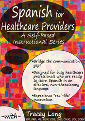 Image of Spanish for Healthcare Providers: A Self-Paced Instructional Series
