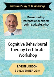 Image of Cognitive Behavioural Therapy Certificate Workshop: 2-Day Intensive Tr