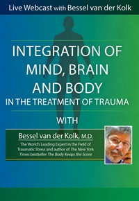 Image of Integration of Mind, Brain & Body in the Treatment of Trauma with Bess