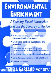Image of Environmental Enrichment: A Sensory-Based Protocol to Reduce the Sever