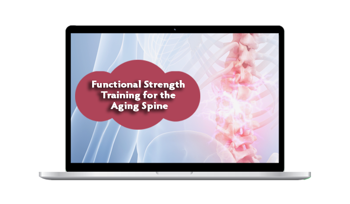 Functional Strength Training for the Aging Spine