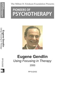 Using Focusing in Therapy