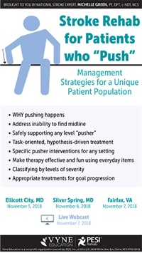 "Image ofStroke Rehab for Patients who ""Push"": Management Strategies for a Uniq"