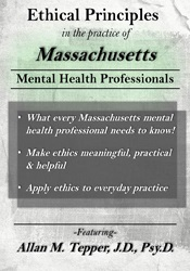 Image of Ethical Principles in the Practice of Massachusetts Mental Health Prof