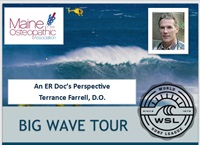 Image of An ER Doc's Perspective on the Big Wave Surfing Tour