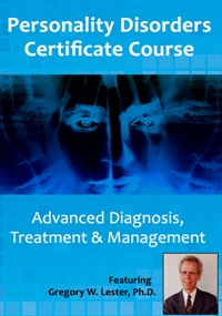 Image ofPersonality Disorders CPD Certificate Course: Advanced Diagnosis, Trea