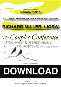 Image ofCC16 Workshop 12 - Attachment and Differentiation in Gay Relationships