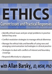 Image of Ethics: Current Issues and Practical Responses