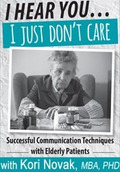 Image of I Hear You...I Just Don't Care: Successful Communication Techniques wi
