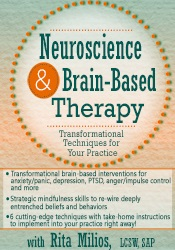 Image of Neuroscience and Brain-Based Therapy: Transformational Techniques for