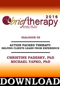 Image ofBT16 Dialogue 5 - Action Packed Therapy: Helping Clients Learn from Ex