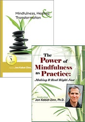 Image ofThe Power of Mindfulness as Practice + Mindfulness, Healing and Transf