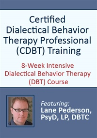 Image ofCertified Dialectical Behavior Therapy Professional (CDBT) Training: 8