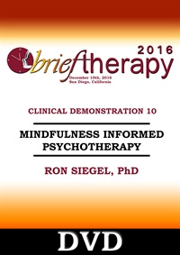 Image ofBT16 Clinical Demonstration 10 - Mindfulness Informed Psychotherapy -