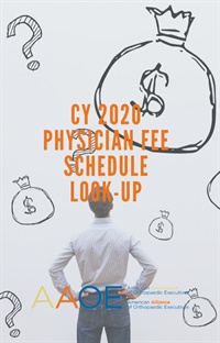 Image of CY 2020 Physician Fee Schedule Look-Up