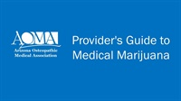 Image of Provider's Guide to Medical Marijuana