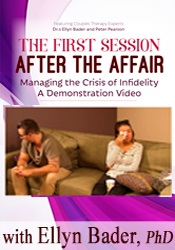 Image of The First Session after the Affair: Managing the Crisis of Infidelity