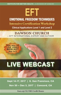EFT - Emotional Freedom Techniques: EFT Clinical Applications Level 1