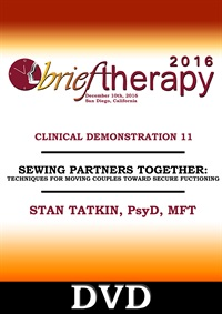 Image ofBT16 Clinical Demonstration 11 - Sewing Partners Together: Techniques