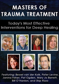 Image of The Masters of Trauma Treatment: Today's Most Effective Interventions