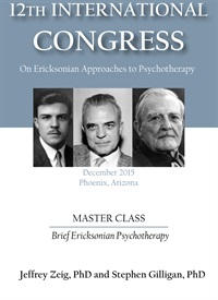 Image of IC15 Master Class - Brief Ericksonian Psychotherapy - Jeffrey Zeig, Ph