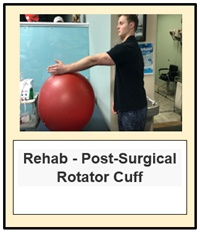 Image ofRehab - Post-Surgical Rotator Cuff