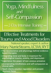 Image of2-Day: Yoga, Mindfulness and Self-Compassion: Effective Treatments for