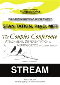 CC16 Workshop 02 - Uncovering Deception In Couple Therapy