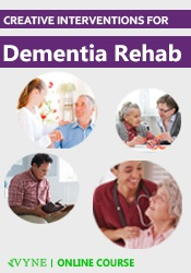 Image ofCreative Interventions for Dementia Rehab