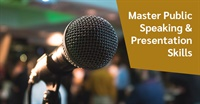 Image of Master the Art of Public Speaking and Presentation Skills