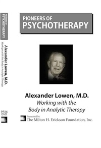 Image of Working with the Body in Analytic Therapy - Alexander Lowen