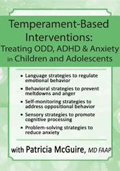 Image of Temperament-Based Interventions: Treating ODD, ADHD & Anxiety in Child