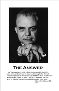 Image ofThe Answer - Poster