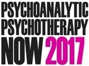 Image ofPsychoanalytic Psychotherapy NOW 2017