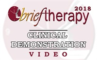 Image of BT18 Clinical Demonstration 01 - Evocative Psychotherapy - Jeffrey Zei