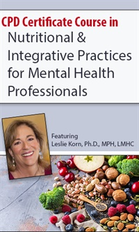 Image ofCertified Mental Health Integrative Medicine Provider (CMHIMP) Trainin