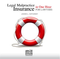 Image of Legal Malpractice Insurance in One Hour for Lawyers