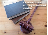 A Lawyer's Guide to Using Professional Coaches 1