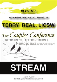 Image of CC16 Keynote 05 - Me or We or Them – Who Do I Belong To? - Terry Real,