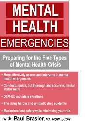 Image of Mental Health Emergencies: Preparing for the Five Types of Mental Heal