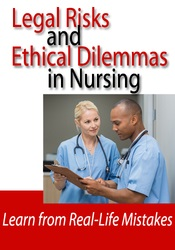 Image of Legal Risks and Ethical Dilemmas in Nursing: Learn from Real-Life Mist