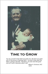Image of Time to Grow - Poster