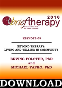 Image ofBT16 Keynote Address 03 - Beyond Therapy: Living and Telling In Commun