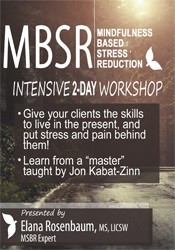 Image ofMBSR - Mindfulness-Based Stress Reduction: Intensive 2-Day Workshop
