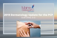 Image of 2019 Dermatology Update for the PCP