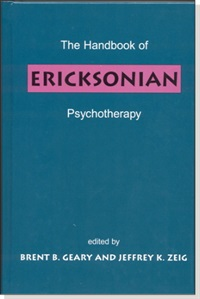 Image of The Handbook of Ericksonian Psychotherapy