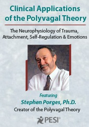 Image ofClinical Applications of the Polyvagal Theory with Dr. Stephen Porges