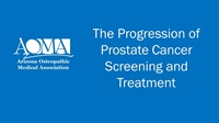 Image of The Progression of Prostate Cancer Screening and Treatment