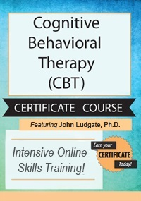 Image ofCognitive Behavioral Therapy (CBT) Intensive Training & Certificate Co